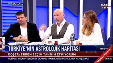 Türkiye'nin astroloji haritası: Erken seçim olacak mı?