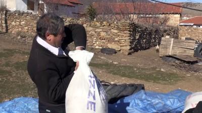Afyonkarahisar'dan Kars'a kaz gönderiyor