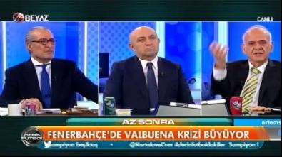 Ahmet Çakar'dan Aziz Yıldırım'a olay sözler! 'Hainin parasıyla...'