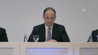 Çetinkaya: 'Yapısal nitelikte bir çok unsur enflasyondaki kalıcı düşüş açısından çözüm bekliyor' - ANKARA