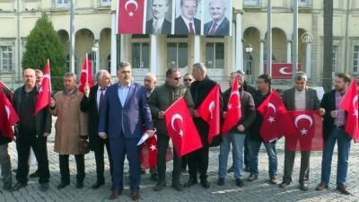Emekli özel harekat polisleri Zeytin Dalı Harekatı'na katılmak için başvurdu - İZMİR