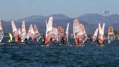 Fethiye'de Kış Kupası heyecanı