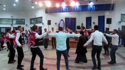 'Komando' olmak için Türkiye'ye geldi - AFYONKARAHİSAR