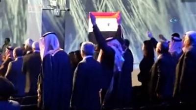 - Soçi'de Suriyeli Muhaliflerden Lavrov'un Konuşmasına Müdahale