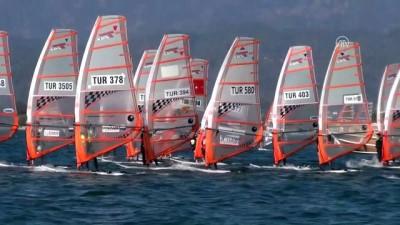 Yelken: TYF Kış Kupası Yarışları - MUĞLA