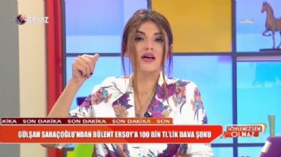 Yeni gelişme! Gülşah Saraçoğlu'ndan Bülent Ersoy'a 100 bin TL'lik dava şoku!
