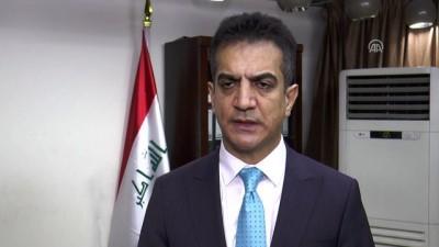 Bağdat, Erbil'e memur maaşlarını gönderdi - BAĞDAT