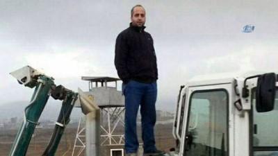 DSİ Personeli Yasin Tanboğa Zeytin Dalı Harekatı'nda şehit oldu