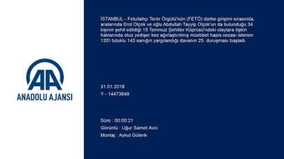 Emniyet Müdürü Mustafa Çalışkan Silivri'de - İSTANBUL