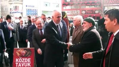 Erol Kaya: '(Çorum Belediye Başkanının istifasının istenmesi) Kendisi bunu olgunlukla karşılamış ve istifasını vermiştir' - ÇORUM