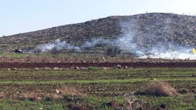 İsrail'den şehit cenazesi sonrası müdahale - RAMALLAH