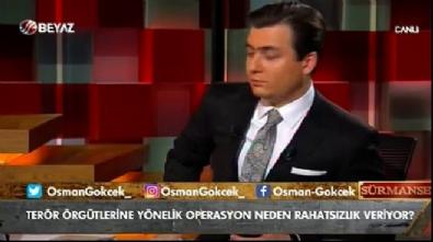 Osman Gökçek: Atatürk'ü niye emellerinize alet ediyorsunuz?