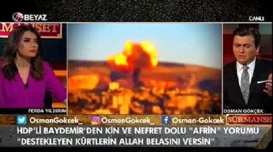 Osman Gökçek: Baydemir'in ağzından şer fışkırıyor
