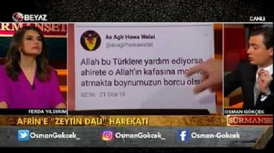 Osman Gökçek: Bir Müslüman şu tweeti atabilir mi?