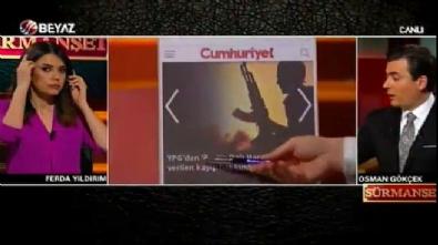 Osman Gökçek: Cumhuriyet kimden yana?
