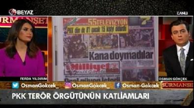 Osman Gökçek: Hangi Kürt savunuculuğundan bahsediyrosunuz