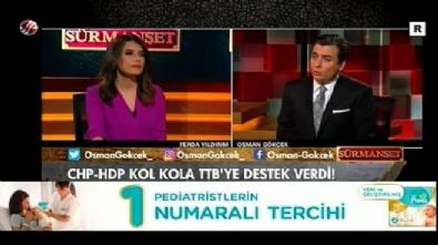Osman Gökçek: Nereye gidiyorsunuz CHP'liler?