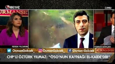 Osman Gökçek: Öztürk Yılmaz kendini Muhasebeci Kenan olarak tanıtmış