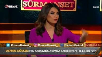Osman Gökçek: PKK ambulansları yakarken TTB neredeydi?