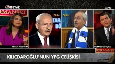 Osman Gökçek: PYD'yi meşrulaştıran sizsiniz