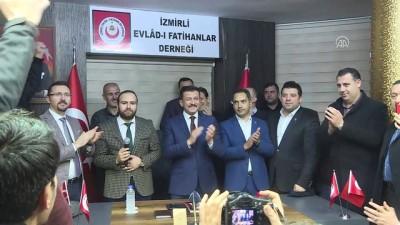 AK Parti Genel Başkan Yardımcısı Dağ: ''Cumhurbaşkanımız, liderimiz, elif gibi dimdik durdu' - İZMİR