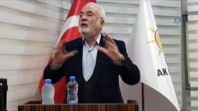 AK Parti Grup Başkanvekili Elitaş, 'MHP ile ittifakımız koltuk ve seçim ittifakı değil'
