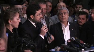 Beşiktaş Belediye Başkanı Hazinedar, görevden uzaklaştırılmasıyla ilgili açıklama yaptı - İSTANBUL