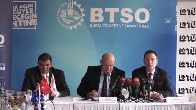 Bursa bu yıl 15 fuara ev sahipliği yapacak - BURSA