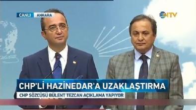 CHP Parti Sözcüsü Bülent Tezcan'dan Hazinedar'la ilgili ilk açıklama