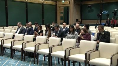 basin ozgurlugu -  Cumhurbaşkanlığı Sözcüsü Kalın: 'Bu, skandal bir davanın skandal bir kararıdır. Türkiye'nin iç siyasetine müdahale amacıyla kurulan bir kumpas olduğu çok açık'
