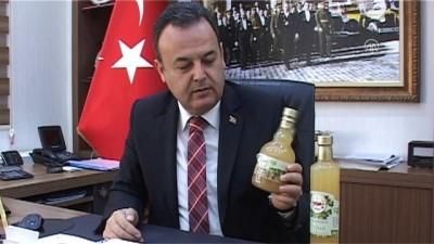 Erbaa üzümünün sirkesi marka olma yolunda - TOKAT