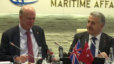 İngiltere Ulaştırma Bakanı Chris Grayling: '15 Temmuz darbe girişiminden dolayı, o gece ve sonrasında göstermiş olduğunuz inanılmaz dirayet için tebrik ediyorum' - ANKARA