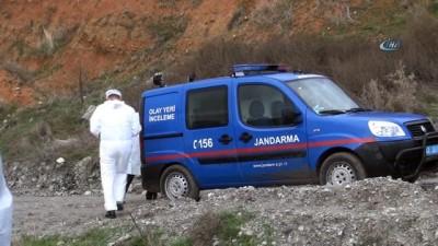 Kömür ocağı havzasındaki su birikintisinde ceset bulundu