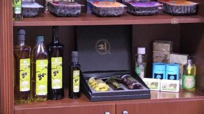 Marmara'nın zeytin ve zeytinyağını 54 ülkeye satıyor - BURSA