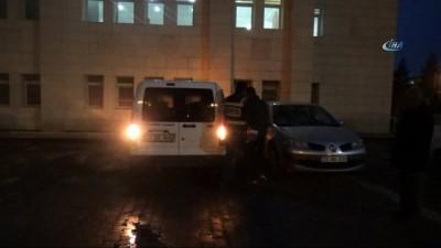 Midyat'ta yakalanan kasa hırsızı tutuklandı