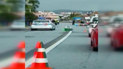 yasli adam -  Otomobilin çarptığı yaya hayatını kaybetti