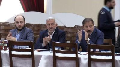 Şehirlerin Ekonomik Beklentileri Forumu - AK Parti Genel Başkan Yardımcısı Yılmaz - KONYA