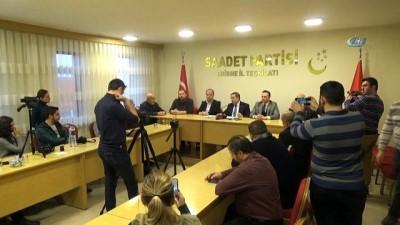 """- SP Genel Başkan Yardımcısı İriş: """"Milli Piyango yasal ama helal değil"""""""