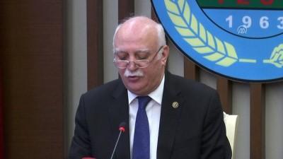 TZOB Genel Başkanı Bayraktar: 'Çayda tüm havzada organik üretime geçilmesi durumunda önemli ölçüde verim kaybı oluşacaktır' - ANKARA