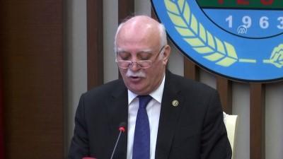 TZOB Genel Başkanı Bayraktar: 'Tarım ve gıdada ithalat artışına önlem alınmalı, yurt içi üretim desteklenmelidir' - ANKARA