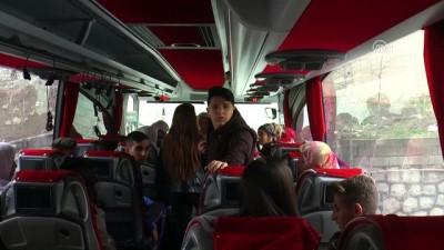 44 şehit yakınına gezi programı - ŞIRNAK