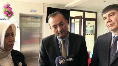 AK Parti Genel Başkan Yardımcısı Çalık'ın Mavi Ev ve AYBUDER ziyareti - ANTALYA