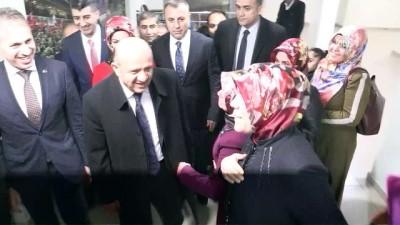 Başbakan Yardımcısı Işık: 'Güçlü teşkilatı olmayan parti, rüzgarın önündeki yaprak gibidir' -SİİRT