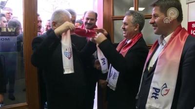 Başbakan Yıldırım, PTT Kargo ile el-Bab'da bulunan çocuklara kargo gönderdi - ANKARA
