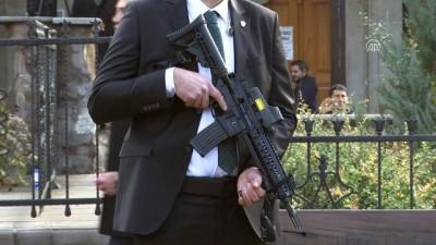 Başbakanlık korumalarına yeni yerli silah - ANKARA