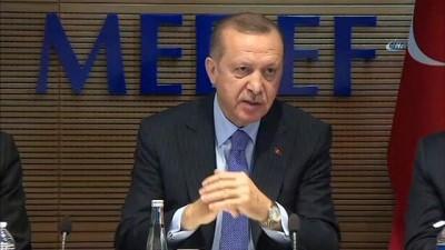 ekonomik buyume -  - Cumhurbaşkanı Erdoğan_ _2023'te dünyanın en büyük 10 ekonomisi arasına gireceğiz_ - Cumhurbaşkanı Erdoğan, MEDEF'te konuştu