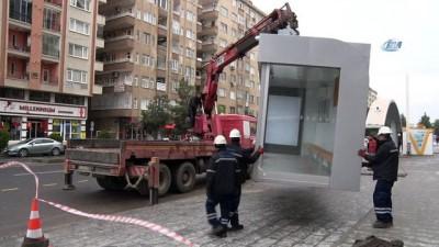 Diyarbakır'da duraklar ısınıyor