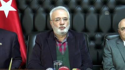 Elitaş: 'Taşeron bir muhalefet arzu etmiyoruz' - KAYSERİ