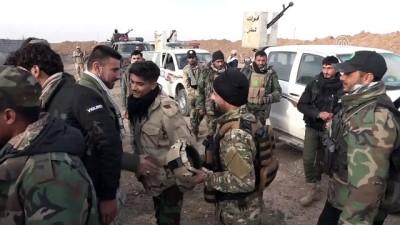 Kerkük'ün güneyinde 40 DEAŞ militanı öldürüldü