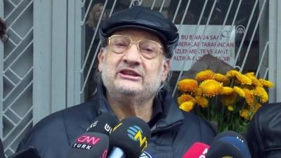 Münir Özkul'un vefatı - Oyuncu Atuner - İSTANBUL